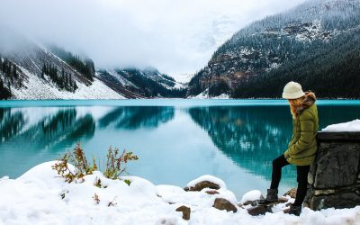 Märchenhaftes Wintercamping in Bayern und am Bodensee